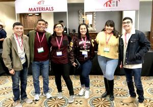 1107 SCHOOL - CHS students attend NHI Celebracion Conference