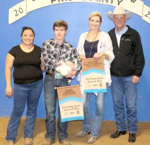 0130 FARM - GRAND CHAMPION POULTRY