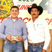 0319 FARM - SHOWMANSHIP - Senior Steer - Robert Sanchez  (1)