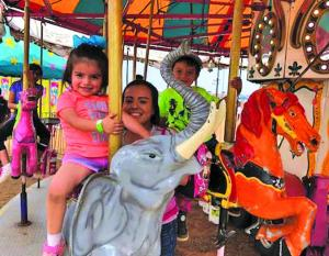 MUSIC & FUN FOR ALL THE FAMILY AT THE COUNTY FAIR