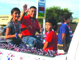 2021 AMERICAN PRIDE: Independence Day Parade, Cotulla