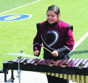 University Interscholastic League Region XI High School Marching Band Contest, Hondo, Saturday, Oct. 16, 2021